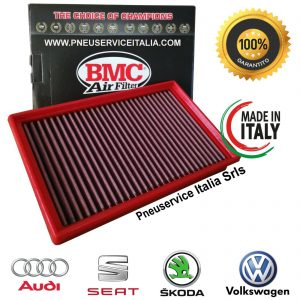 Filtro Aria sportivo BMC FB444/01 Made in Italy per AUDI SEAT, SKODA, VOLKSWAGEN