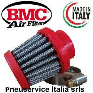 Filtro Conico BMC FBSA25-40 Pop Off sfiato esterno Fiat, Abarth e Alfa lavabile