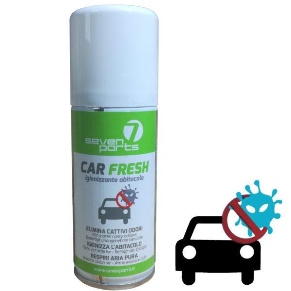 Igienizzante spray abitacolo 100ml