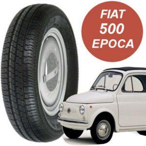 Kit ruota completa per fiat 500 epoca 125 r12 63s
